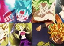 Dragon Ball: Xếp hạng sức mạnh của 10 chủng tộc trong thế giới Bi Rồng (P.2)