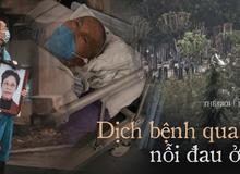 """""""Trái tim tôi đã tan nát ở đây"""": Hàng ngàn người Vũ Hán xếp hàng để chôn cất người thân thiệt mạng vì đại dịch Covid-19 sau lệnh gỡ phong tỏa"""