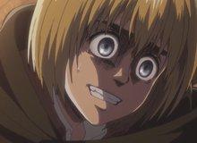 """Armin tiếp tục chứng tỏ """"sự ngu"""" đi trong chương mới nhất của Attack on Titan"""