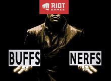 Tại sao Riot Games không buff tất cả tướng yếu trong LMHT thay vì nerf liên tục một vài con tướng?