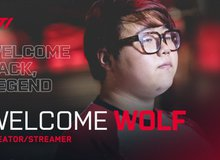 LMHT: Wolf chính thức trở lại khoác áo T1