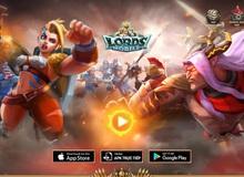 Lords Mobile tặng 5000 giftcode siêu VIP cho anh em game thủ