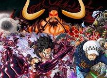 One Piece: Trước khi cuộc đại chiến ở Wano xảy ra, điểm lại 1 lượt những kẻ thù khó nhằn mà Luffy và phe liên minh sẽ phải đối mặt