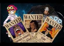 """One Piece: Đứng đầu bởi kẻ """"nguy hiểm nhất thế giới"""", mức truy nã của các chỉ huy quân Quân Cách Mạng cao bao nhiêu? (P2)"""