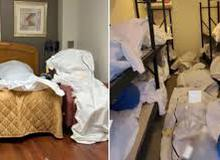 Hình ảnh tang thương tại một bệnh viện Mỹ giữa đại dịch Covid-19: Thi thể chất chồng, phải trữ trong phòng trống vì nhà xác đã quá tải