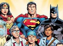 DC Comics tôn vinh các y bác sĩ là những siêu anh hùng thực thụ