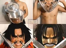 """Thích thú với bộ ảnh cosplay siêu độc đáo của chàng trai là """"fan ruột"""" One Piece!"""