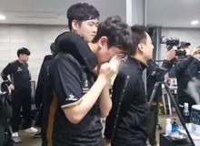Ruler bật khóc nức nở khi giúp Gen.G Esports lọt vào Chung kết LCK lần đầu tiên sau 6 năm