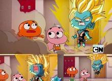 13 tựa Anime và Cartoon đã vay mượn hình ảnh Dragon Ball xuất hiện trong bộ phim