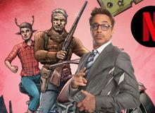 """""""Iron Man"""" Robert Downey Jr. bắt tay với Netflix để sản xuất Sweet Tooth - bộ truyện đề tài hậu tận thế"""