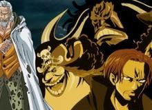 One Piece: Trong số những người còn sống, đây là 7 nhân vật có thể đánh bại Vua bóng tối Rayleigh