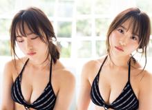 Nổ mắt bộ ảnh siêu nóng của Takahashi Juri - nàng công chúa của nhóm nhạc Rocket Punch