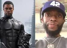 """Xôn xao diện mạo của Black Panther khi cách ly: Còn đâu tài tử body 6 múi của """"Avengers"""""""