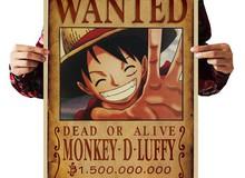 One Piece: Jinbei gia nhập, tổng truy nã băng Mũ Rơm vượt trên 3 tỷ belly