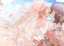 """Kimetsu no Yaiba: Ngắm cuộc sống """"màu hồng"""" của cặp đôi Xà - Luyến nếu họ đến được với nhau"""