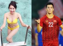 Cuộc tình chóng vánh, dài 3 tháng của nữ diễn viên gợi cảm và cầu thủ Tiến Linh