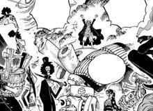 One Piece: Sau 7 năm, lần đầu tiên tất cả thành viên băng Mũ Rơm ở cùng 1 nơi