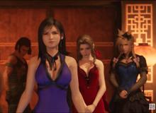 Tifa đọ sắc cùng Aerith trong phân cảnh nóng bỏng nhất Final Fantasy VII Remake