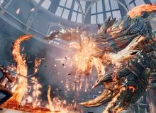 """Lộ hình ảnh ingame của Devil May Cry Mobile, đẹp không thua gì """"người anh em"""" trên PC"""