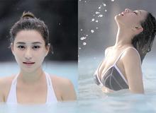 """Con gái """"vua sòng bạc Macau"""" khoe vóc dáng nóng bỏng với bikini"""