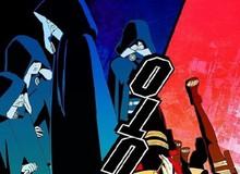 Key visual của anime Boruto đã cho thấy tổ chức Kara, thiết kế của Jigen cũng được hé lộ