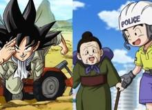 Dragon Ball: Soi nghề nghiệp của 7 chiến binh Z khi không giải cứu thế giới, Goku làm nông dân