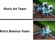 Riot Games nhận cả tấn gạch đá vì cân bằng vô lý - 'Mấy ông nghĩ gì mà nerf như không nerf vậy?'