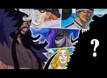 Spoiler One Piece 978: Lucci là kẻ đeo mặt nạ nằm trong Flying Six, con Át chủ bài mạnh hơn bộ ba tam tai xuất hiện