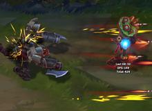 Riot Games bất ngờ 'lên đời' cho Cho'Gath Cỗ Máy Chiến Đấu sao cho xứng với skin Huyền Thoại