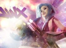 Đốn tim trước bộ ảnh Cosplay Jinx của hot streamer Michu: 'Trước sau như một' y hệt bản gốc
