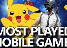 Top 5 game mobile có số lượng game thủ nhiều nhất mọi thời đại, quan trọng hơn cả là hoàn toàn miễn phí