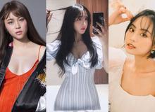 Khi các hotgirls LMHT Việt 'nổi hứng' đổi style gợi cảm: 'Chân dài dáng chuẩn chẳng thua gì người mẫu chuyên nghiệp'