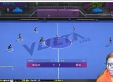 """Độ Mixi, PewPew, ViruSs lập team """"Tấu Hài"""" tại chế độ Volta Live 4v4 mới của FIFA Online 4"""