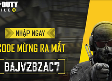 Call of Duty: Mobile VN tặng anh em game thủ 2000 code VIP