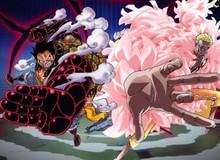 8 cuộc đụng độ Haki Bá Vương trong One Piece, phân nửa có dính dáng đến Tứ Hoàng