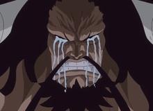 """One Piece: Phải chăng vì bị con trai """"ghét bỏ"""" nên Tứ Hoàng Kaido muốn tự tử cho quên sự đời"""