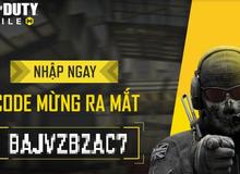 Call of Duty: Mobile VN bổ sung thêm 2000 giftcode VIP dành riêng cho anh em GK