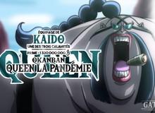 """Vượt mặt Buggy hay Usopp, Queen """"dịch bệnh"""" được fan phong tặng danh hiệu """"Vua tấu hài"""" mới của One Piece"""