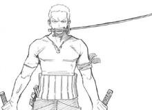 Ngạc nhiên khi thấy nhân vật One Piece được vẽ lại bởi tác giả My Hero Academia