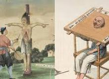 Hình phạt cổ đại Trung Quốc từ nhiều góc độ: Loạt ảnh đưa người xem từ mở mang kiến thức đến khiếp sợ vì sự tàn độc