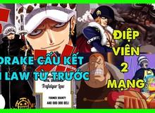 One Piece: Xâm nhập lâu đài Kaido bằng đường mật đạo, ai đã tiết lộ cho Law bí mật về đảo Quỷ?