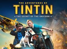 Phim hoạt hình huyền thoại Tintin sẽ được chuyển thế thành game