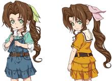 Ngắm dàn trai đẹp gái xinh trong Final Fantasy VII Remake được vẽ lại theo phong cách anime mà mê