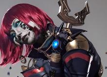 Choáng với Orianna Thép Gai phiên bản cosplay đẹp siêu thực: Những bức ảnh kể chuyện, chuyện một đời đau thương