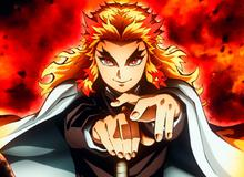 Tìm hiểu về nhân vật trung tâm của movie Kimetsu no Yaiba: Viêm Trụ- người mang sức mạnh hơi thở của Lửa