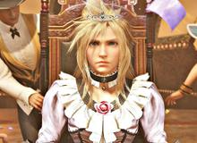 """Bất ngờ với diện mạo """"công túa"""" của Cloud trong phân cảnh hay nhất Final Fantasy VII Remake"""