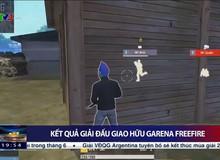 """Free Fire được lên sóng VTV, game thủ tự hào """"nhanh chóng đi khoe bố mẹ thôi"""""""
