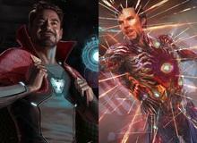 Netizen náo loạn trước những cảnh bị cắt ở Infinity War: Doctor Strange mặc đồ Iron Man hay hậu trường móc mắt gây sốc hơn?