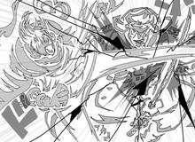 """One Piece: Haki quan sát liệu có phát hiện được kẻ thù """"vô hình"""" như Sanji?"""