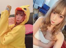 Yui Hatano khoe nhậu online với bạn trong mùa cách ly, rủ fan cùng tham gia cho vui